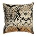 Cortesi Home Dama Damask Accent Pillow