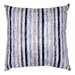 Dewey Striped Accent Pillow