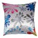 Fun Splat Accent Pillow