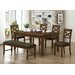<strong>Barcelona 6 Piece Dining Set</strong> by Milton Green Star