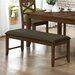 Barcelona Wood Kitchen Bench