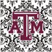 Texas A & M University Square Occasions Trivet