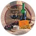 <strong>Friendship is the Wine of Life Occasions Coaster (Set of 4)</strong> by Thirstystone