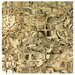 <strong>Gold Nuggets Occasions Coasters Set (Set of 4)</strong> by Thirstystone