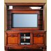 "<strong>Lumberland 62"" TV Stand with Hutch</strong> by Wildon Home ®"