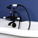 <strong>Kingston Brass</strong> Vintage Clawfoot Tub Filler