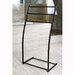 Edenscape Pedestal Towel Rack