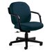 <strong>Commerce Mid-Back Pneumatic Office Chair</strong> by Global Total Office