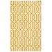 <strong>Matrix Cream Geometric Rug</strong> by Pantone Universe