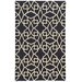 <strong>Pantone Universe</strong> Matrix Black Geometric Rug