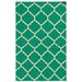 <strong>Pantone Universe</strong> Matrix Green Geometric Rug