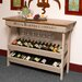 <strong>Napa East Collection</strong> Vineyard 26 Bottle Tabletop Wine Rack