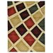 <strong>Ottomanson</strong> Moderno Multi Abstract Rug
