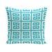 E By Design Geometric Decorative Pillow