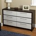 <strong>TMS</strong> 6 Drawer Dresser