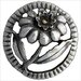 "<strong>Linkasink</strong> Deco Flower 1.5"" Pop-Up Bathroom Sink Drain"