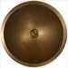 <strong>Linkasink</strong> Bronze Large Round Smooth Bathroom Sink