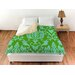 <strong>Francie Damask Duvet Cover</strong> by Thumbprintz