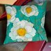 <strong>Flower Field Printed Pillow</strong> by Thumbprintz