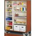Mobiles Open Shelf Storage by Stevens ID Systems