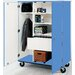 <strong>Mobiles Wardrobe with File Drawer and Lock</strong> by Stevens ID Systems