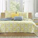 Intelligent Design Maci Coverlet Set