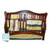 Vintage Floral 10 Piece Boutique Crib Bedding Set