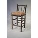 "<strong>Flat Rock Furniture</strong> Berea Rail 24"" Bar Stool"