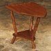 <strong>Dovetail Point End Table</strong> by Flat Rock Furniture