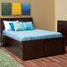 <strong>Epoch Design</strong> Peyton Full Panel Bed with Storage Trundle
