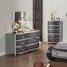 Track 6 Drawer Dresser by Woodbridge Home Designs