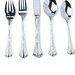 Reed & Barton 1800 5 Piece Flatware Set