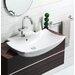 CeraStyle by Nameeks Bella B Rectangle Ceramic Bathroom Sink