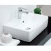 <strong>CeraStyle by Nameeks</strong> Poco Rectangle Ceramic Bathroom Sink