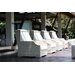 Dann Foley Hancock Deep Seating Chair with Cushions (Set of 4)