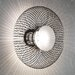 <strong>Spring 1 Light Wall Light</strong> by Morosini