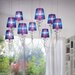 <strong>Gadora 9 Light Chandelier</strong> by Evi Style