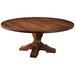 "<strong>MacKenzie-Dow</strong> Sheffield 60"" Pedestal Dining Table"