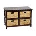 "<strong>Seabrook 30.5"" Storage Cabinet</strong> by OSP Designs"
