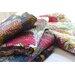 Timbergirl Handmade Kantha Cotton Throw