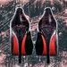 """Salty & Sweet """"Red Bottoms"""" Graphic Art on Canvas"""