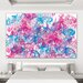 "Crush Collective ""Flower Power"" Canvas Art"