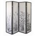 "<strong>70"" x 68"" 4 Panel Room Divider</strong> by ORE Furniture"