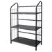 3 Tier Book Shelf in Black