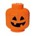 <strong>Small Storage Head Pumpkin Toy Box</strong> by LEGO by Room Copenhagen