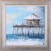 <strong>Boardwalk Pier by Liz Jardine Framed Painting Print</strong> by Art Effects