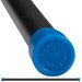 Body Solid Padded Weighted Bar in Blue