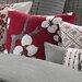Natori Cherry Blossom Square Pillow