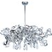 <strong>Tempest 9 Light Crystal Chandelier</strong> by ET2