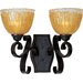 <strong>Barcelona 2 Light Wall Sconce</strong> by ET2
